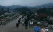น้ำท่วมรอบใหม่ในจีนตาย 14 คน