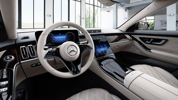 The new S-Class