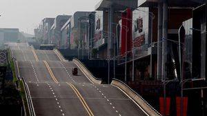 ขับไปเสียวไป! ถนนลูกคลื่นในจีน มิติใหม่ของการขับรถ