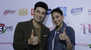 """โอม อัชชา ควง บูม สุภาพร ชวนแฟนๆ ช้อป ชิม ชิล ในงาน """"ผู้หญิงยกกำลังแจ๋ว Presented by FuzeTea"""
