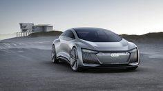 Audi เตรียมปล่อยรถขับเคลื่อนอัตโนมัติไร้คนขับ โดยใช้แนวคิดจาก Audi Aicon ในปี 2021
