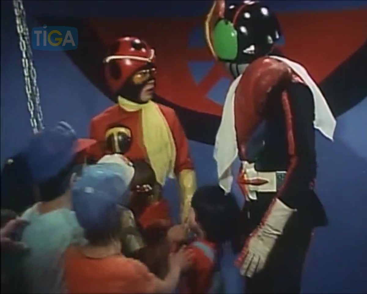 Masked Rider Stronger ตอนที่ 24-3