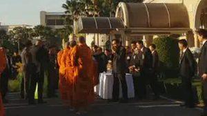 นายกรัฐมนตรี ร่วมพิธีเจริญพระพุทธมนต์พระสงฆ์ – ทำบุญตักบาตรสตมวาร