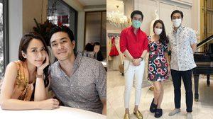 จั๊กจั่น ควงแฟนหนุ่มเค เลือกชุดวิวาห์สุดหรู รักนี้ยังหวาน พร้อมเดินหน้าสร้างครอบครัว
