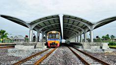 รถไฟทางคู่เส้นทางเชียงรายเริ่มก่อสร้างปี 63 แล้วเสร็จภายในปี 65