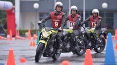 Honda จัดกิจกรรม การแข่งขันทักษะขับขี่ปลอดภัยเจ้าหน้าที่ตำรวจ ระดับประเทศ ครั้งที่ 1