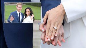 แหวนหมั้น เมแกน มาร์เคิล ที่ เจ้าชายแฮร์รี่ ทรงออกแบบเอง พร้อมความหมายสุดโรแมนติก