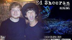 """Ed Sheeran – ONE OK ROCK """"เพื่อน"""" ต่างเชื้อชาติ เตรียมร่วมเอเชียทัวร์"""