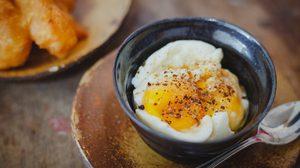 วิธีทำ ไข่ลวก ช่วยเพิ่มพลังงานตอนเช้า 5 นาทีก็ได้กิน