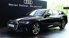Audi Thailand เผยโฉม Audi  A6 Avant ใหม่ พร้อมราคาสุดเซอร์ไพรส์ 4.999 ล้านบาท