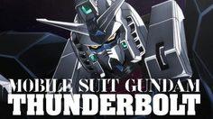 เผยแล้ว!! พรีวิวตัวแรกของ Mobile Suit Gundam Thunderbolt!!