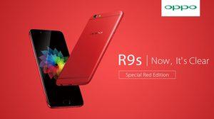 สะกดทุกสายตา ด้วย OPPO R9s Special Red Edition สมาร์ทโฟนเพื่อการถ่ายภาพสุดร้อนแรง