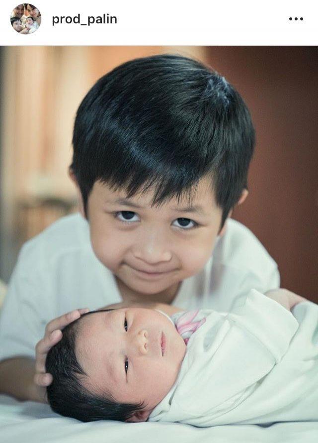 น้องโปรด-น้องปาลิน โอ้ยยพี่ชายกับน้องสาวน่าเอ็นดู