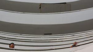 ผอ.โยธินบูรณะ แจงแท็งก์น้ำขัดข้อง ทำให้ฝ้าเพดานถล่ม