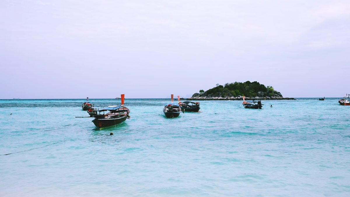 8 เกาะสวย เที่ยวทะเลหน้าร้อน ซัมเมอร์นี้ต้องไปเช็คอิน!!