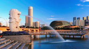 สัญลักษณ์สิงคโปร์ (Singapore) … ไม่ไปไม่ถึง