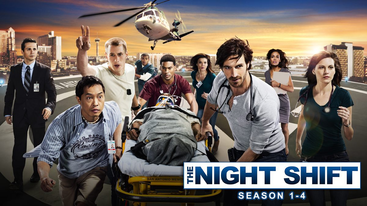 The Night Shift ทีมแพทย์สยบคืนวิกฤติ ปี 1-4 | ดูครบทุกซีซั่นที่ MONOMAX