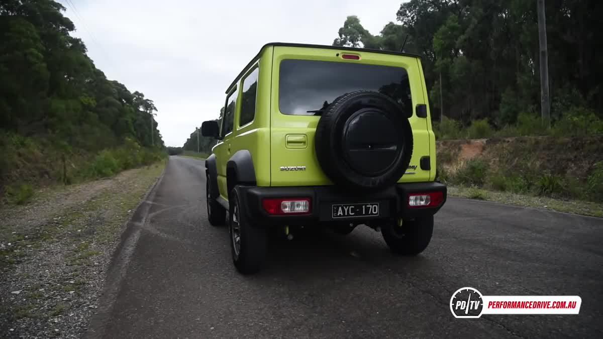 New Suzuki Jimny ทดสอบอัตราเร่ง 0-100 รถยนต์ 4x4 จะทำเวลาได้ดีเเค่ไหน?