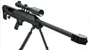 ปืน BB Gun Barrett M99 Sniper Rifle จาก SnowWolf