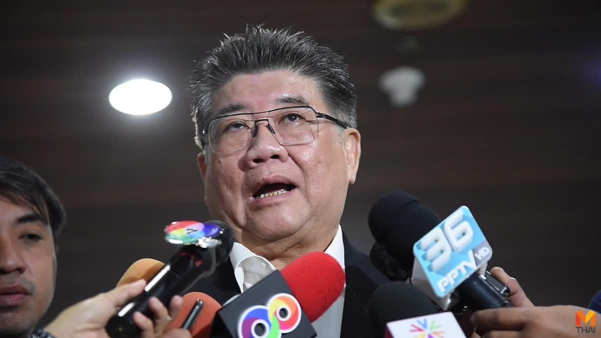 """"""" ภูมิธรรม """" เผยพรรคเพื่อไทยเสียอดีต ส.ส. เขตแค่ 28 คน  พร้อมท้า """" ประยุทธ์ """"  เปิดหน้าสู้เลือกตั้ง"""