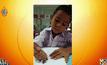 ทึ่ง! เด็กอนุบาลโชว์ฝีมือวาดภาพขั้นเทพ
