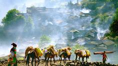 10 หมู่บ้านจีน ที่ยังคงความสวยงาม และยังมีผู้คนอาศัยอยู่