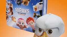ประกาศผล : แจกของรางวัล! หมวกพรีเมียมลายนกกระสาและกล่องเหล็กจาก Storks