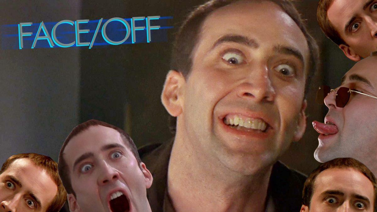 Face Off เป็นหนังตลก!! กับการแสดงขั้นเทพของ นิโคลัส เคจ