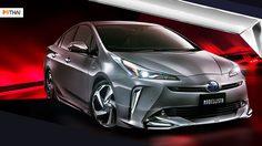 Toyota Prius ใหม่ มาพร้อมชุดแต่ง Modellista เผยโฉมที่ประเทศญี่ปุ่น