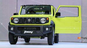 Suzuki เปิดตัว All New Suzuki Jimny รถยนต์ขับเคลื่อน 4 ล้อ เริ่ม1.5ล้านบาท