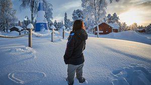 หนีร้อนไปพึ่งเย็น แลนดิ้งสวีเดน สู่เมือง Arjeplog ที่หนาวเกินบรรยาย