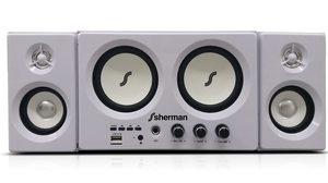 Sherman เปิดตัว เครื่องเสียงรุ่น SB22B2B ไซส์มินิ ดีไซน์ล้ำ พลังเสียงเกินตัว