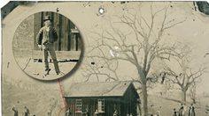 ภาพประวัติศาสตร์ของจอมโจรกระฉ่อนโลก Billy the Kid