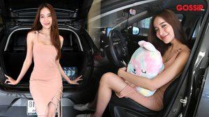 เปิดตัว! บูบู้ รถคู่ใจ กับคำสัญญาขับรถด้วยความปลอดภัยของนักแสดงสาว มุก พิชานา