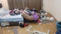 อ้วกแทบพุ่ง! สาวเบี้ยวค่าเช่า 3 เดือน ทิ้งขยะเกลื่อน หนอนขึ้นเต็มห้อง