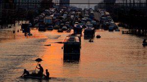 กรุงเทพฯติด1ใน10เมืองระดับโลก ที่เสี่ยงน้ำท่วมรุนแรง!