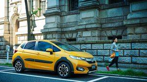 Honda Fit เปิดตัวชุดแต่ง Cross Style (Honda Jazz Cross Style) ที่ ประเทศญี่ปุ่น