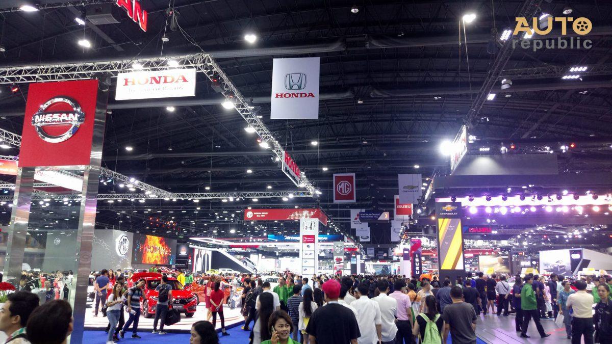 บุกงาน The Bangkok International Motor Show ครั้งที่ 39 พร้อมดูโปรโมชั่นพิเศษ และกิจกรรมภายในงาน