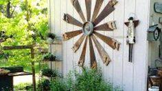 10 ไอเดียแต่งสวน ด้วยของเหลือใช้สุดเจ๋ง!!