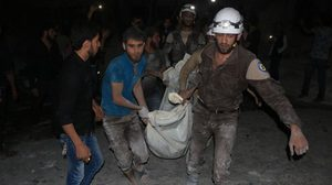 สลดใจ โจมตีทางอากาศในซีเรียพลาดเป้า ลง ร.พ. แพทย์คนไข้ เจ็บตายอื้อ