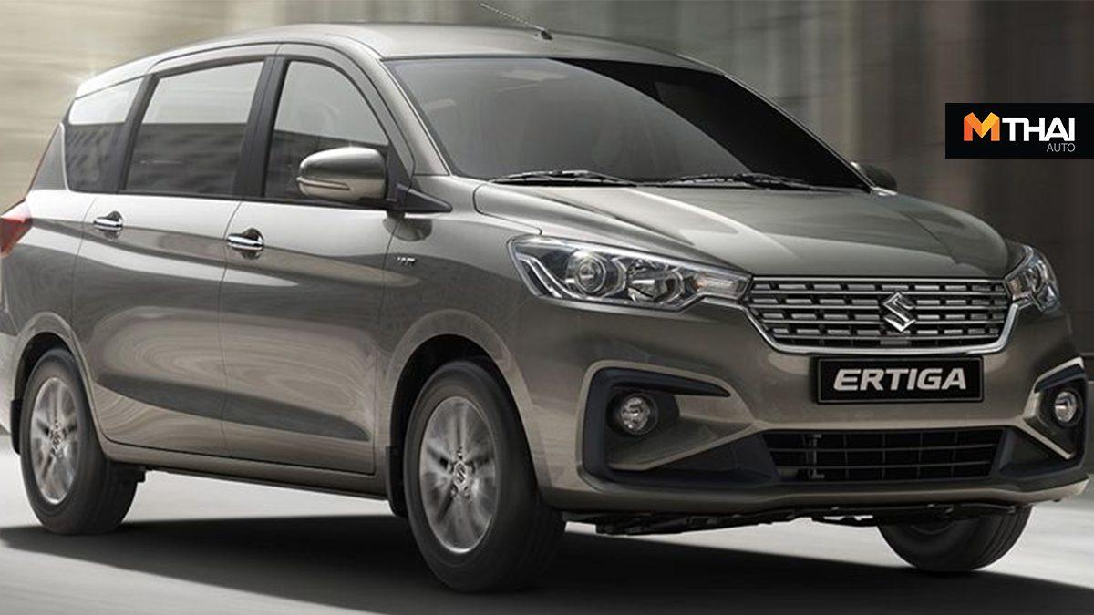 Suzuki ส่ง Ertiga Black Edition ลงตลาดรถ MPV ฟิลิปปินส์