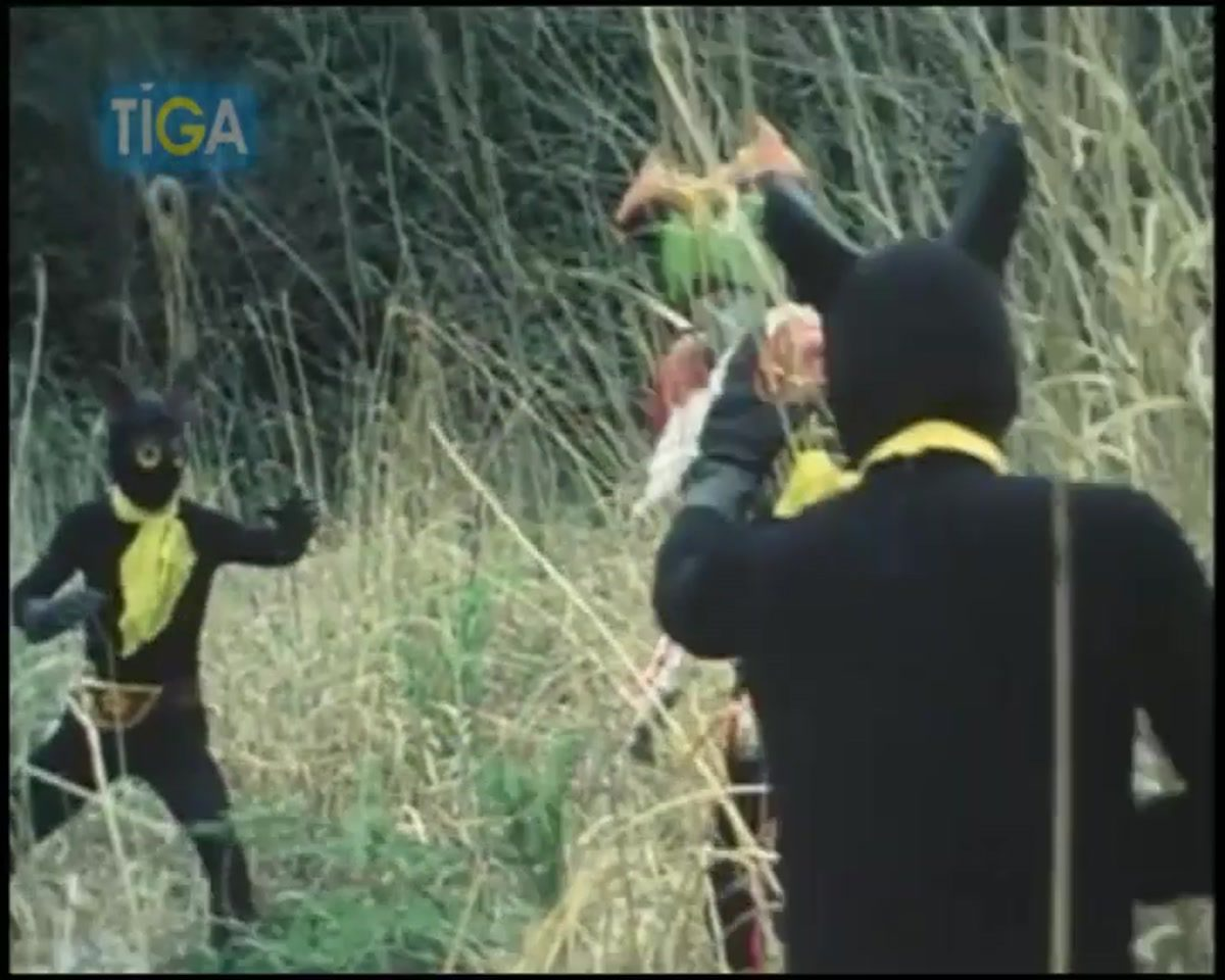 Masked Rider Stronger ตอนที่ 9-3