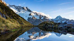 สุดยอดภูเขานิวซีแลนด์ ที่ต้องไปเห็นด้วยตา