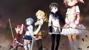 โฆษณาใหม่ ของ Madoka Magica The Movie 3