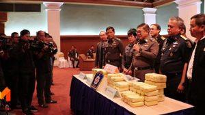 ป.ป.ส.เอ็มโอยูภาคขนส่งสกัดลำเลียงยาเสพติดผ่านโลจิสติกส์ช่วงสงกรานต์