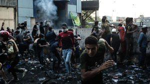 ประท้วงอิรักนองเลือด ทหารใช้กระสุนจริงยิงผู้ชุมนุมดับ 25 ศพ