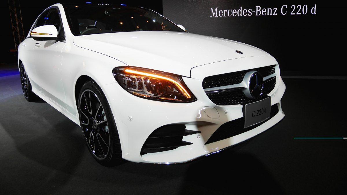 Mercedes Benz เปิดตัว The new C-Class รุ่นประกอบในไทย