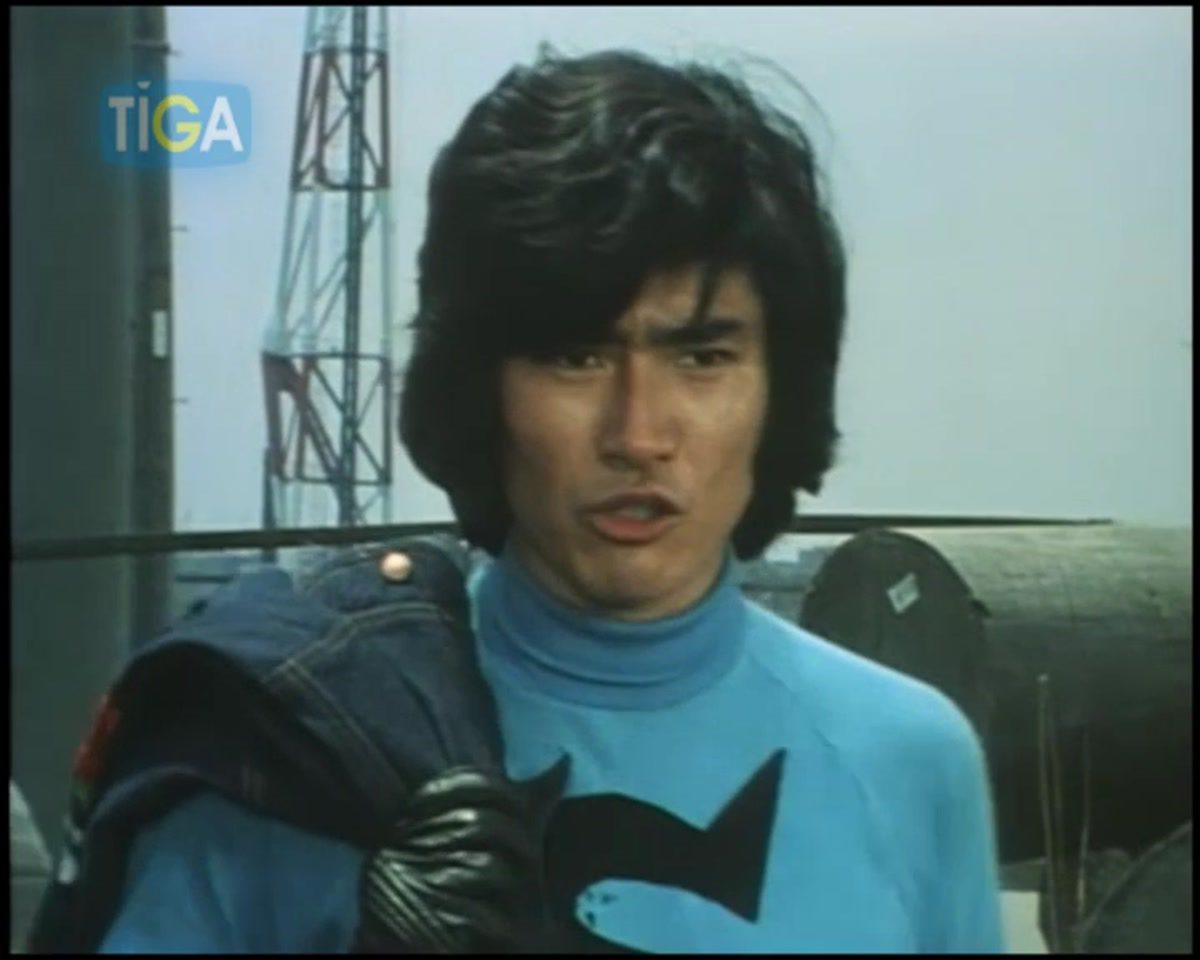 Masked Rider Stronger ตอนที่ 11-1