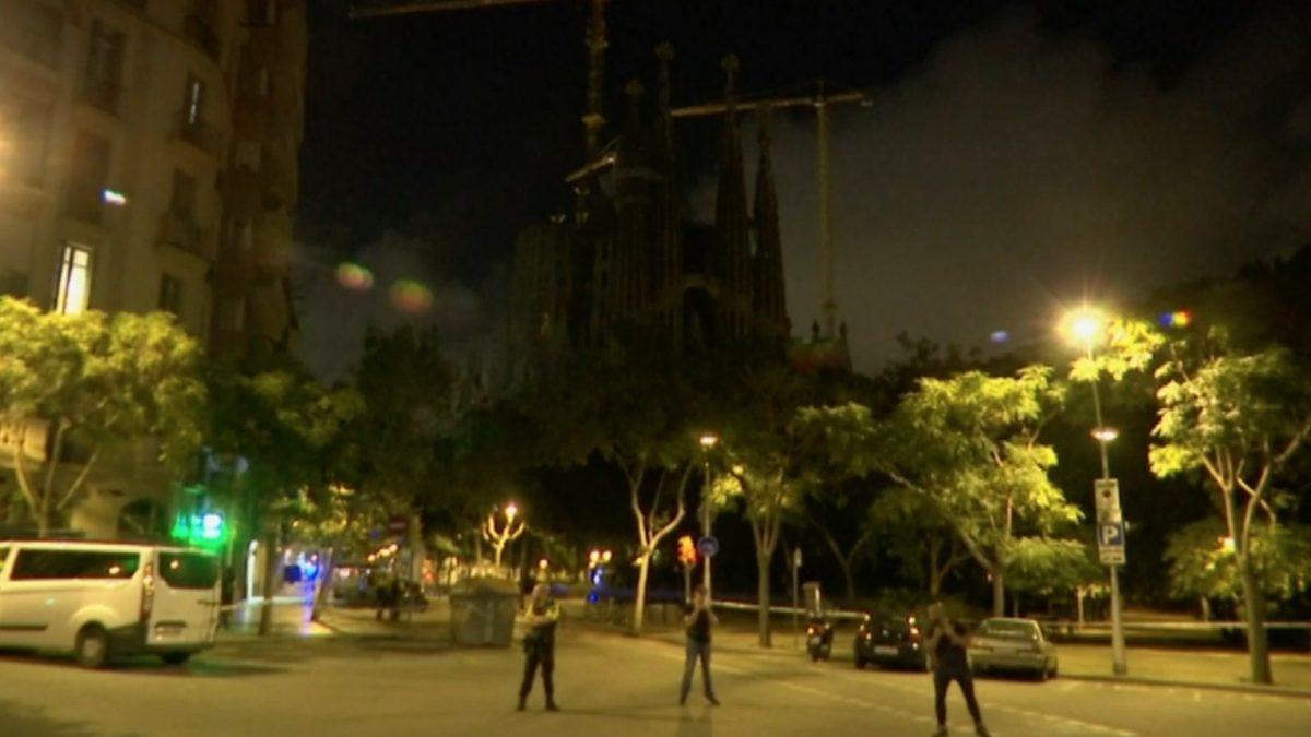 มหาวิหารดังในสเปนโดนขู่วางระเบิด