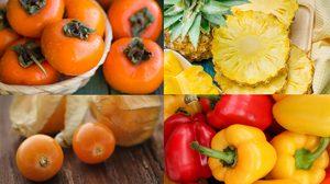 11 ผักผลไม้สีส้ม-สีเหลือง มีสารต้านอนุมูลอิสระสูง ช่วยบำรุงสายตาได้ดี!!